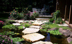 Water Garden by Ponds Inc in Elgin, Illinois